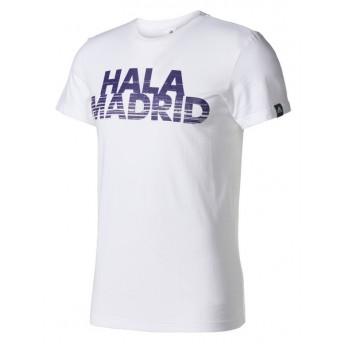 Real Madrid pánské tričko white Gr Bet