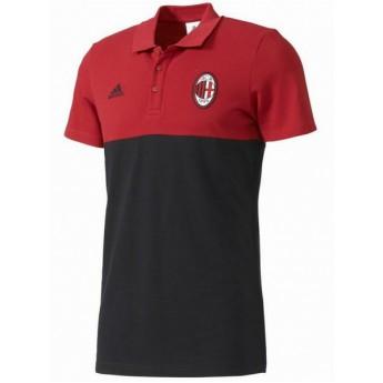 AC Milan pánské polo tričko redblack SS