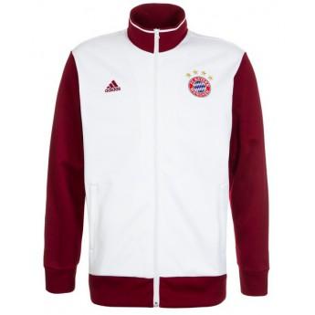 Bayern Mnichov pánská bunda white 3S Trk Top