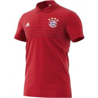 Bayern Mnichov pánské polo tričko red Ssp