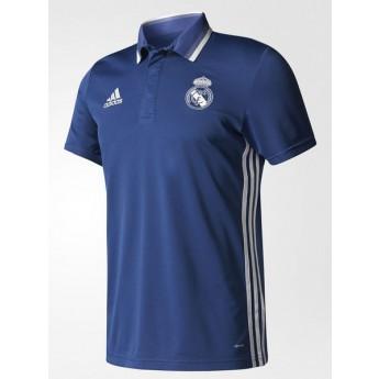Real Madrid pánské polo tričko blue CL