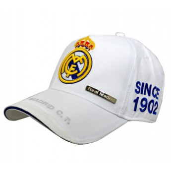 Real Madrid kšiltovka white since 1902