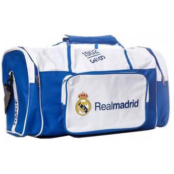 Real Madrid sportovní taška bluewhite 1902