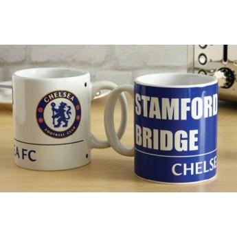 FC Chelsea keramický hrnek stadium 2ks