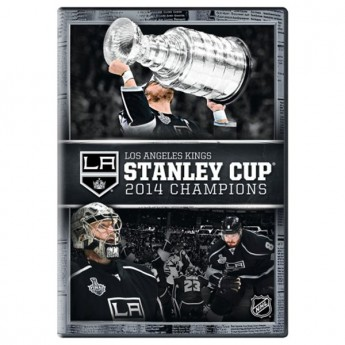 Los Angeles Kings DVD 2014 Stanley Cup Champions
