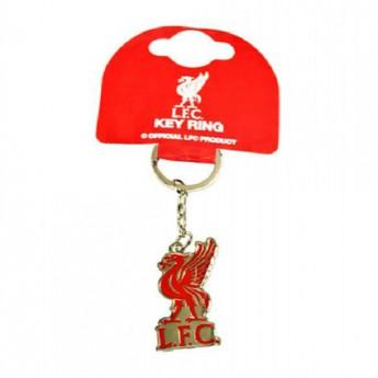 FC Liverpool přívěšek na klíče logo