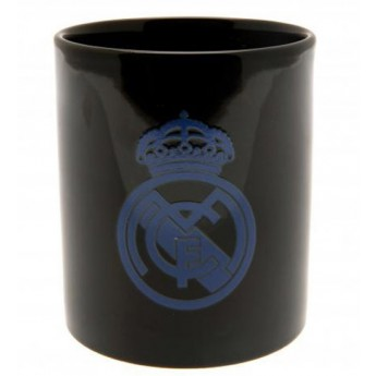 Real Madrid keramický hrnek black
