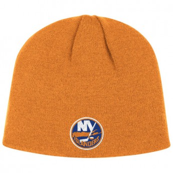 New York Islanders zimní čepice orange Basic Logo Scully