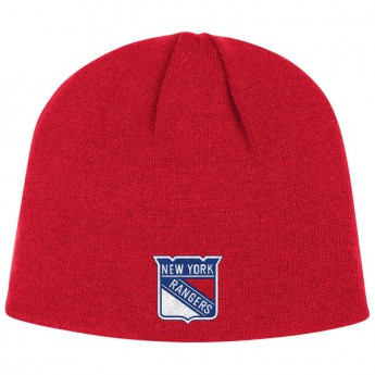 New York Rangers NHL čepice Basic Logo Scully