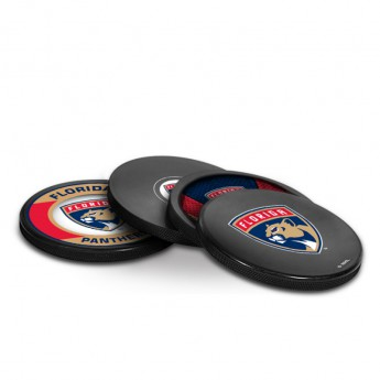 Florida Panthers NHL puk Coaster