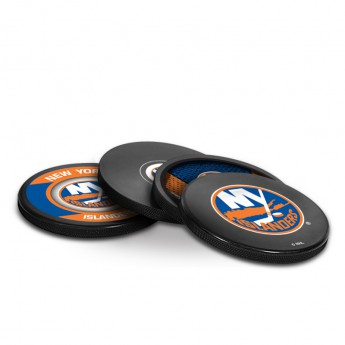 New York Islanders NHL puk Coaster