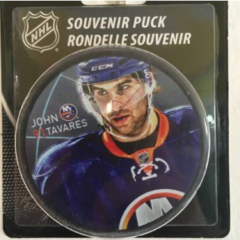 New York Islanders Puk John Tavares #91 Second Version