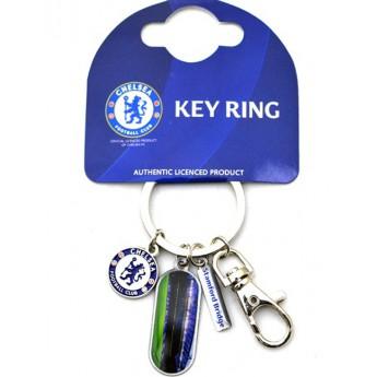 FC Chelsea přívěšek na klíče 3 fans