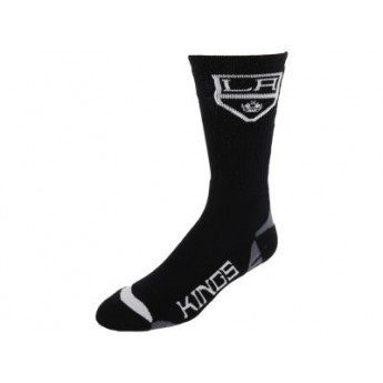 Los Angeles Kings ponožky Crew Black
