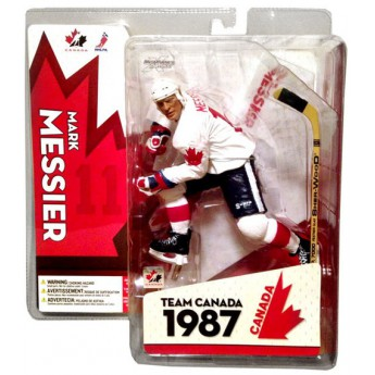 Canada figurka Mc Farlane Mark Messier Team 1987