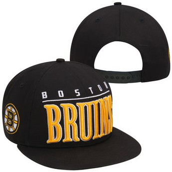 Boston Bruins kšiltovka Big Word