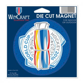 World Cup of Hockey 2016 magnet WinCraft