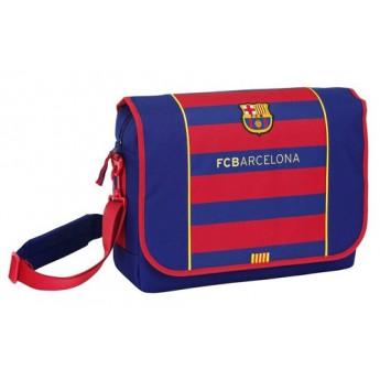FC Barcelona taška na rameno striped blue