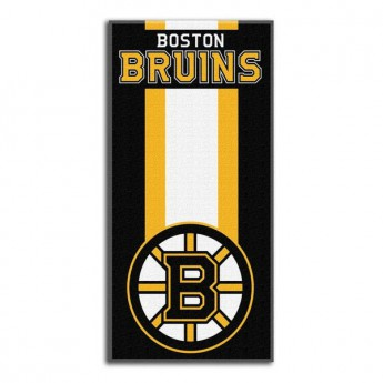 Boston Bruins plážová osuška Northwest Company Zone Read