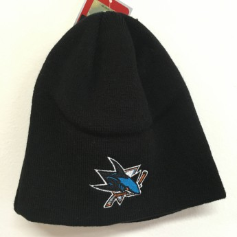 San Jose Sharks NHL čepice Basic Logo Scully