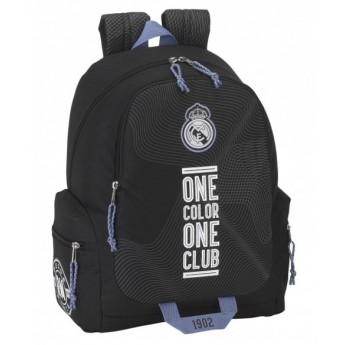 Real Madrid batoh one color one club black