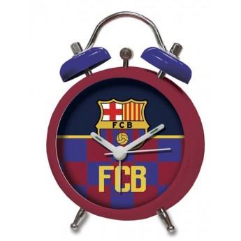 FC Barcelona stolní budík fans