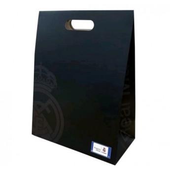Real Madrid dárková taška big black 30 x 33 cm