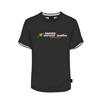 Force India pánské tričko Fan Sahara