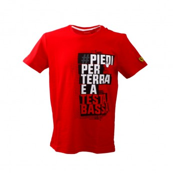 Ferrari pánské tričko Winner red F1 Team