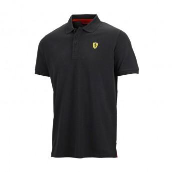 Polo męskie Classic black Ferrari F1 Team 2016