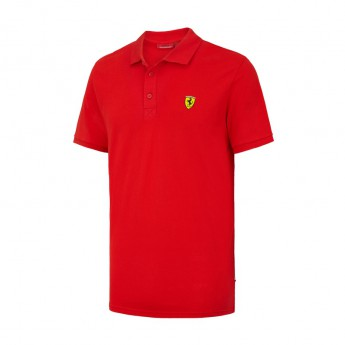 Ferrari pánské polo tričko Classic red F1 Team 2016
