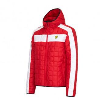 Ferrari pánská bunda SF Packable red F1 Team 2016