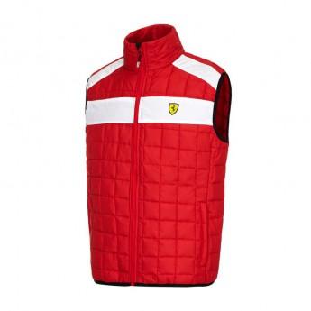 Ferrari F1 pánská vesta bez rukávu red Team 2016