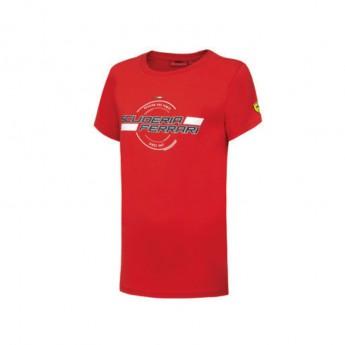 Scuderia Ferrari pánské tričko red F1 Team 2016