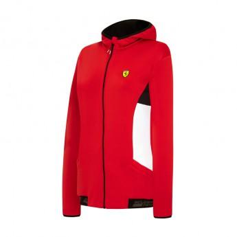 Ferrari dámská bunda Full Zip red F1 Team 2016