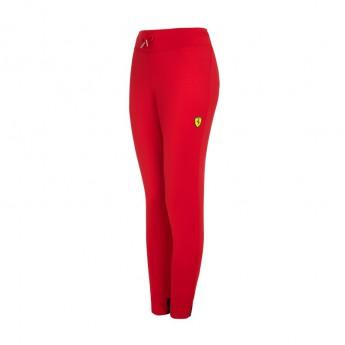 Ferrari dámské kalhoty SF 3/4 red F1 Team 2016