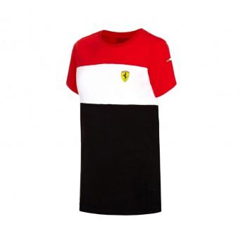 Ferrari dětské tričko Race red F1 Team 2016