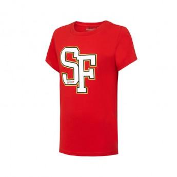 Ferrari dětské tričko SF red F1 Team 2016
