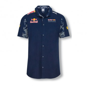 Red Bull Racing pánská košile Teamline 2016