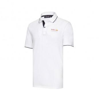 Infiniti Red Bull Racing pánské polo tričko Classic white 2016