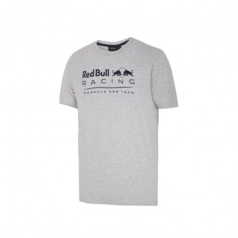 Red Bull Racing pánské tričko Front Logo grey 2016