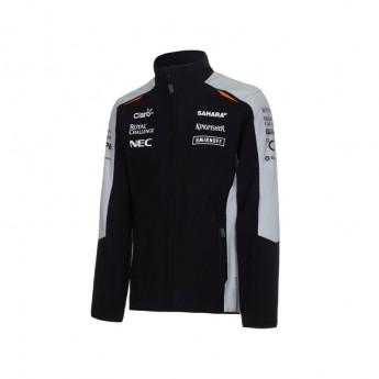Force India pánská bunda softshell Team Sahara 2016