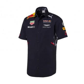 Red Bull Racing pánská košile navy F1 Team 2017