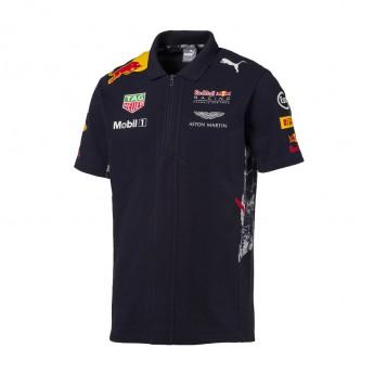 Red Bull Racing pánské polo tričko navy F1 Team 2017