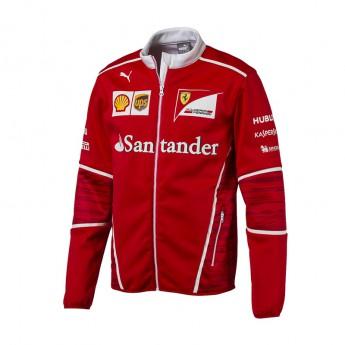 Puma Ferrari pánská bunda Softshell F1 Team 2017