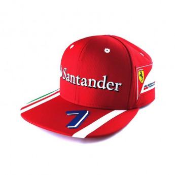 Puma Ferrari kšiltovka Kimi Raikkonen F1 Team 2017