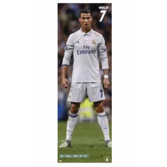 Real Madrid plakát Ronaldo 53 x 158 cm