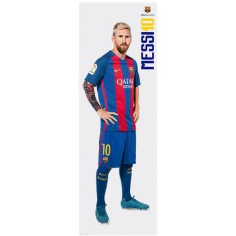 FC Barcelona plakát Messi 53 x 158 cm