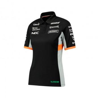 Force India dámské polo tričko Sahara F1 Team 2017