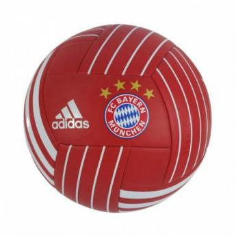 Bayern Mnichov fotbalový míč fbl red 17